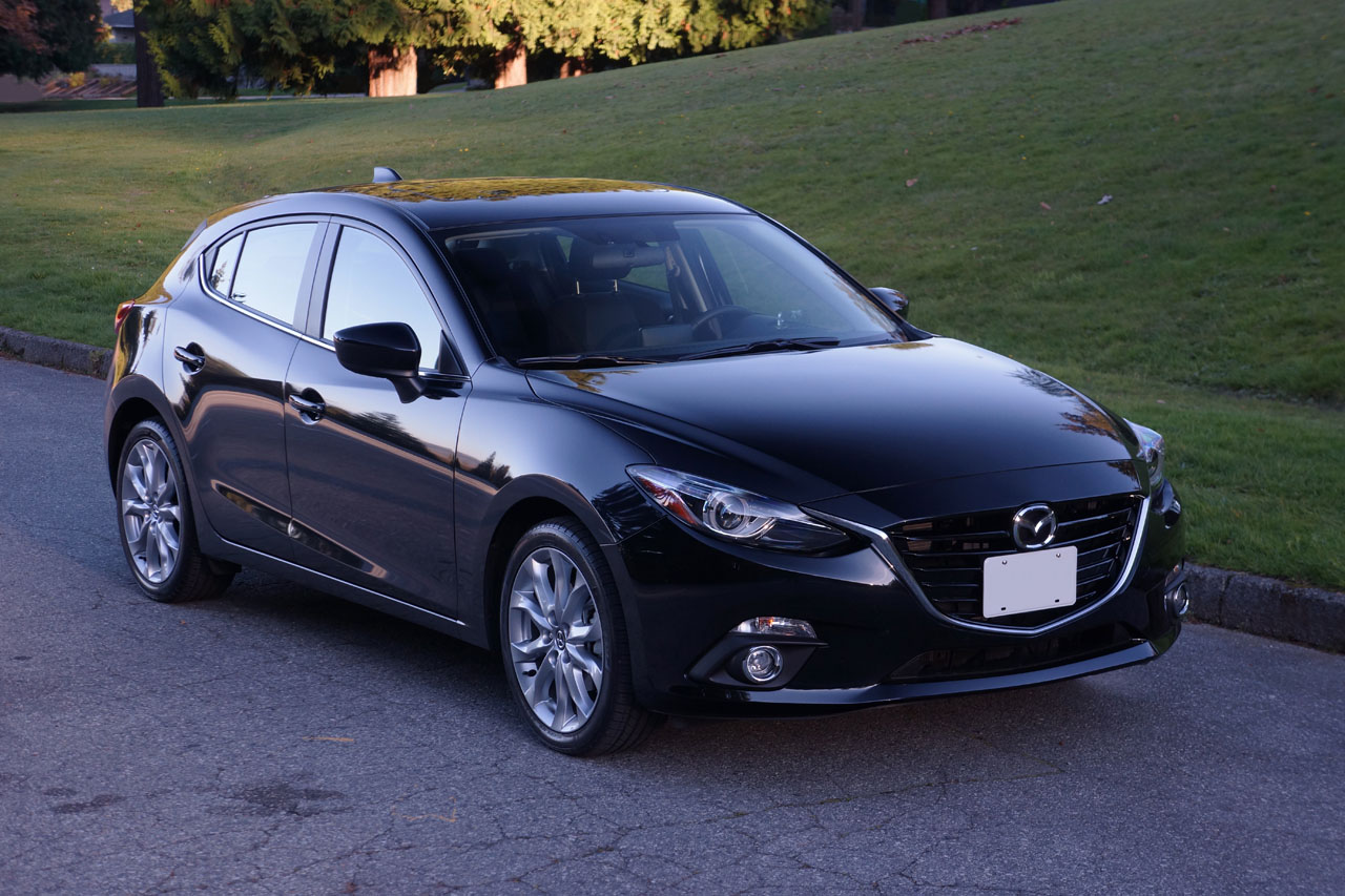 2014 Mazda3 Sport GT Road Test Review