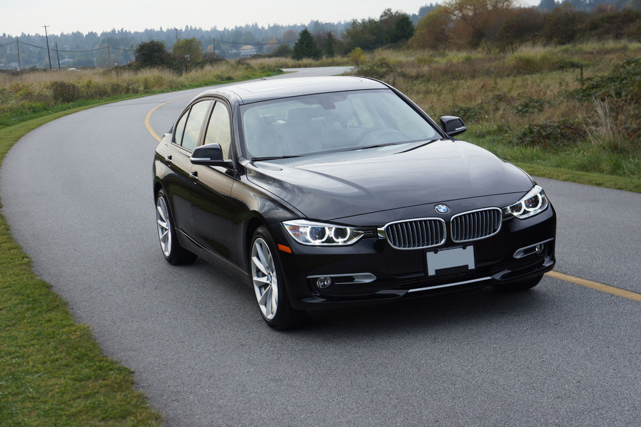 2014 bmw 320i xdrive road test review the car magazine. Black Bedroom Furniture Sets. Home Design Ideas