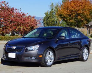 2014 Chevrolet Cruze 2LT RS Road Test Review