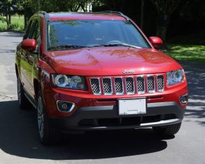 2014 Jeep Compass Limited 4×4 Road Test Review