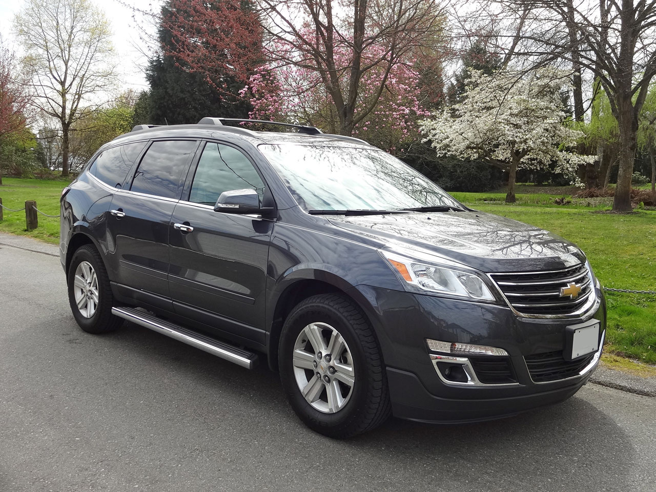 2014 Chevrolet Traverse LT AWD Road Test Review. +31 · New Car Reviews