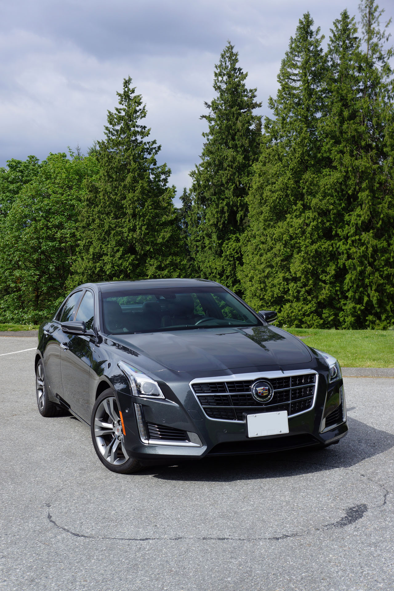 2014 cadillac cts vsport road test review | the car magazine