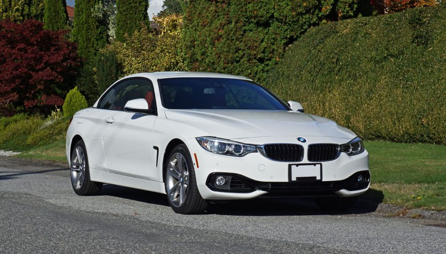2014 Bmw 428i Xdrive Cabriolet Road Test Review The Car Magazine