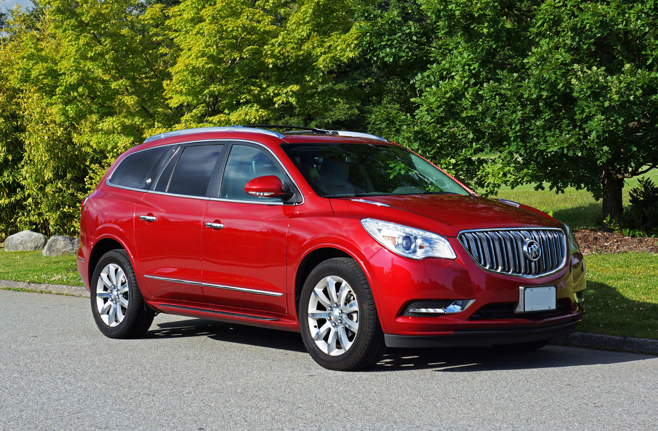 2014 buick enclave premium awd road test review the car magazine. Cars Review. Best American Auto & Cars Review