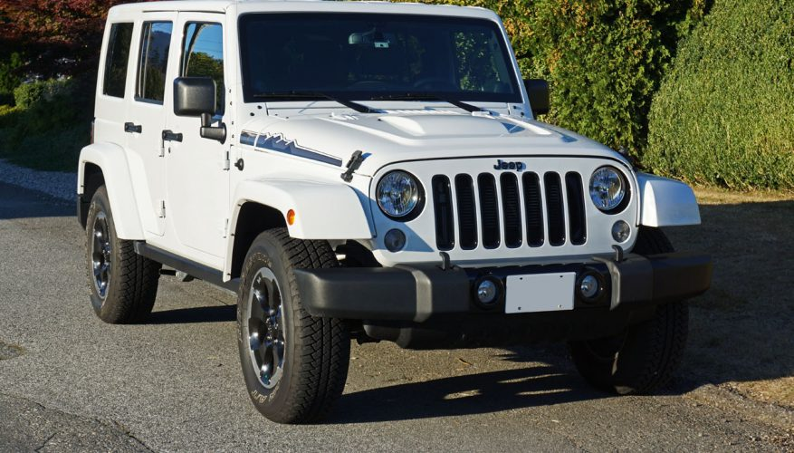2014 Jeep Wrangler Unlimited Polar Edition Road Test Review The