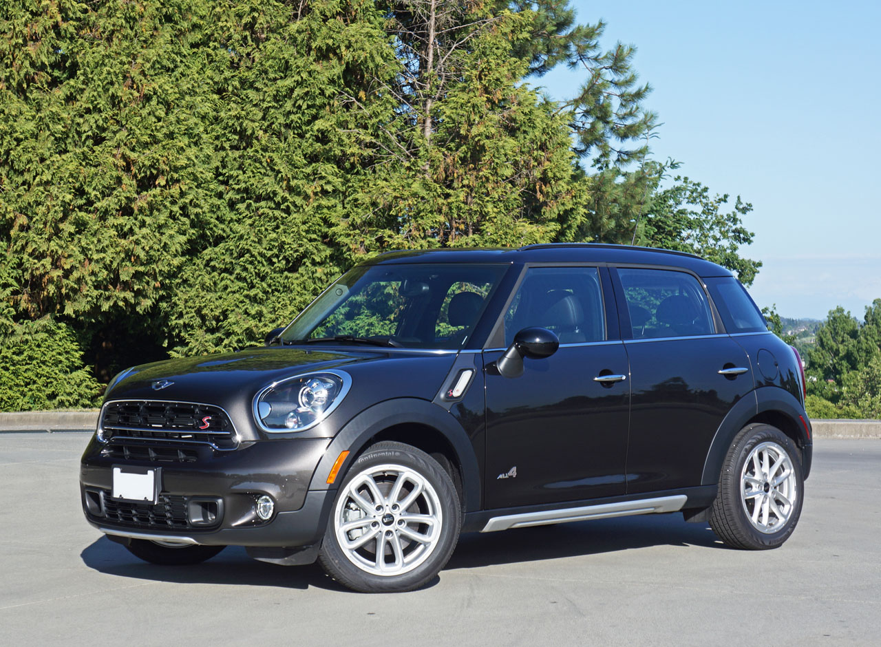 2015 mini cooper s countryman all4 road test review the. Black Bedroom Furniture Sets. Home Design Ideas