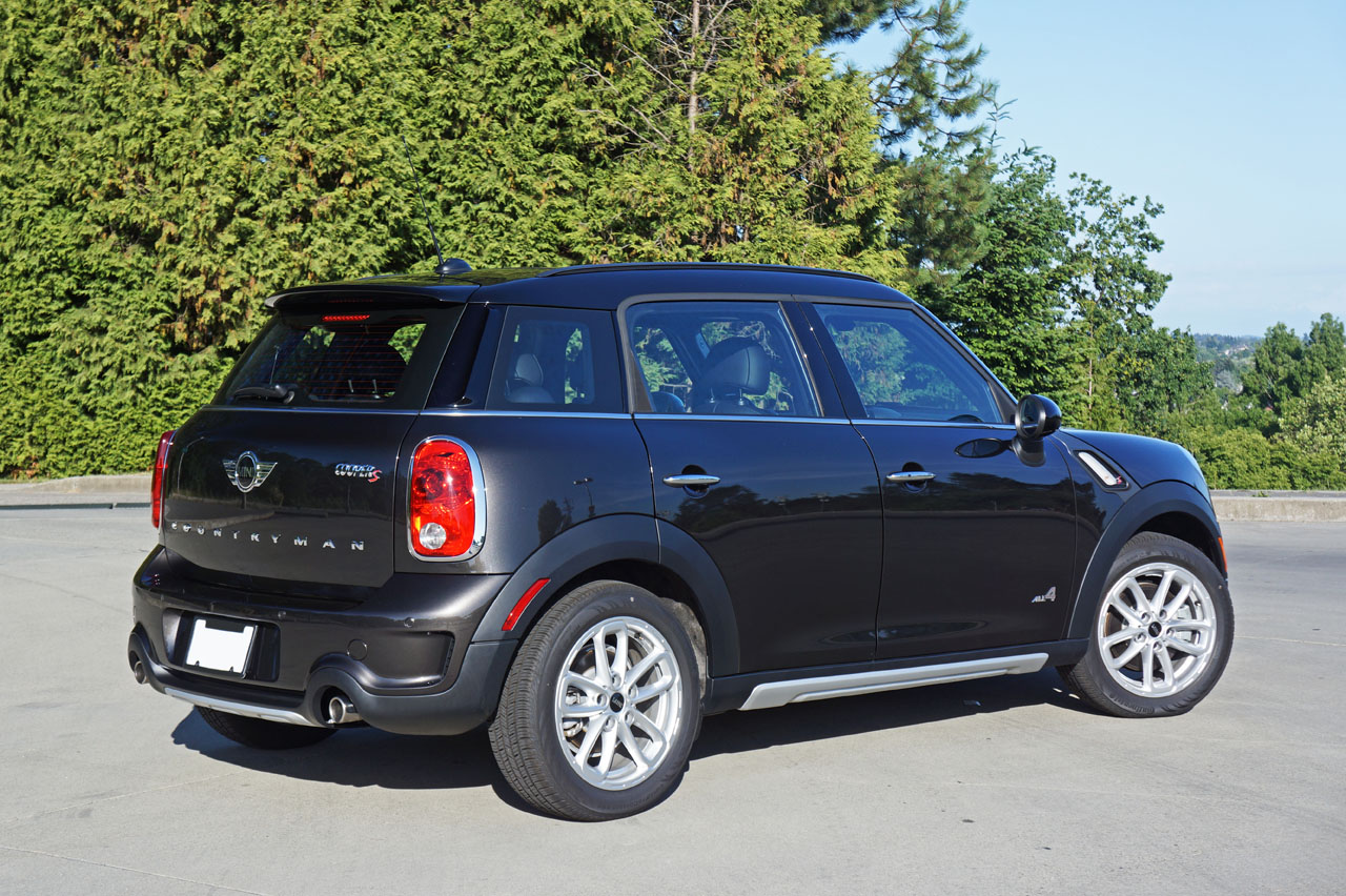 2015 mini cooper s countryman all4 road test review the car magazine. Black Bedroom Furniture Sets. Home Design Ideas