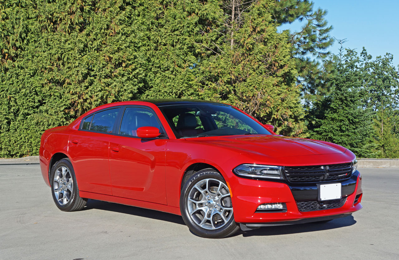 2015 dodge charger sxt plus rallye awd road test review the car magazine. Black Bedroom Furniture Sets. Home Design Ideas