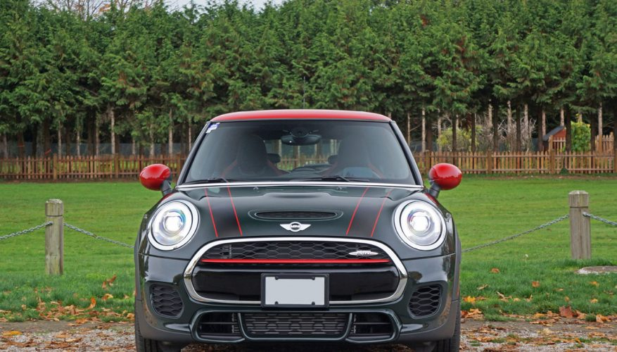 2015 Mini John Cooper Works 3 Door Road Test Review The Car Magazine