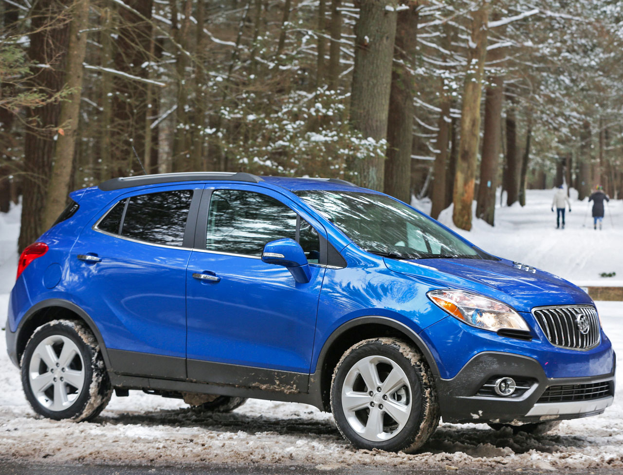 2015 buick encore premium awd road test review the car magazine. Black Bedroom Furniture Sets. Home Design Ideas