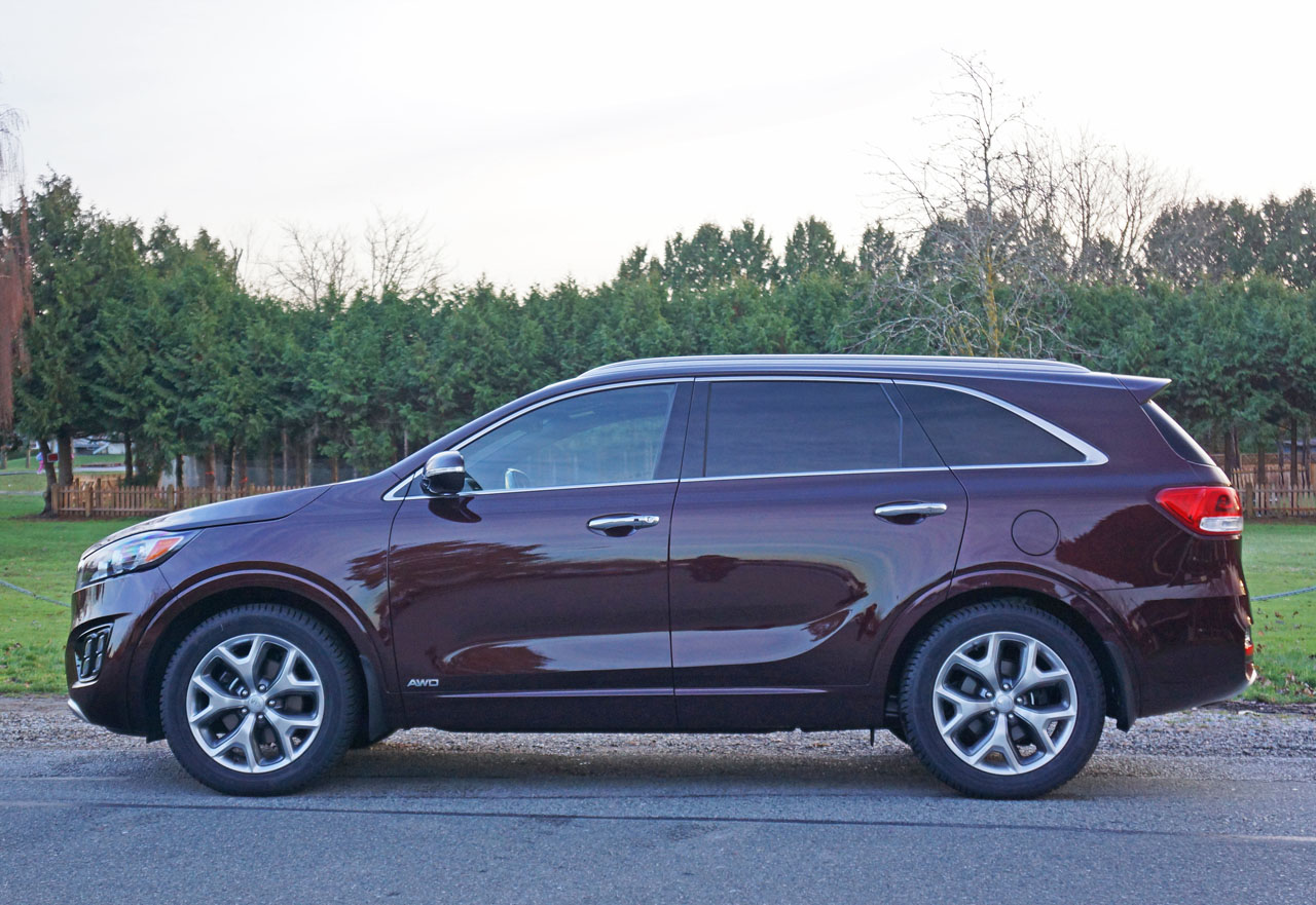 2016 kia sorento sx t gdi awd road test review the car magazine. Black Bedroom Furniture Sets. Home Design Ideas
