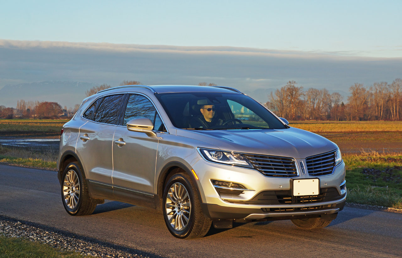 2016 lincoln mkc 2 0 ecoboost awd road test review the car magazine. Black Bedroom Furniture Sets. Home Design Ideas