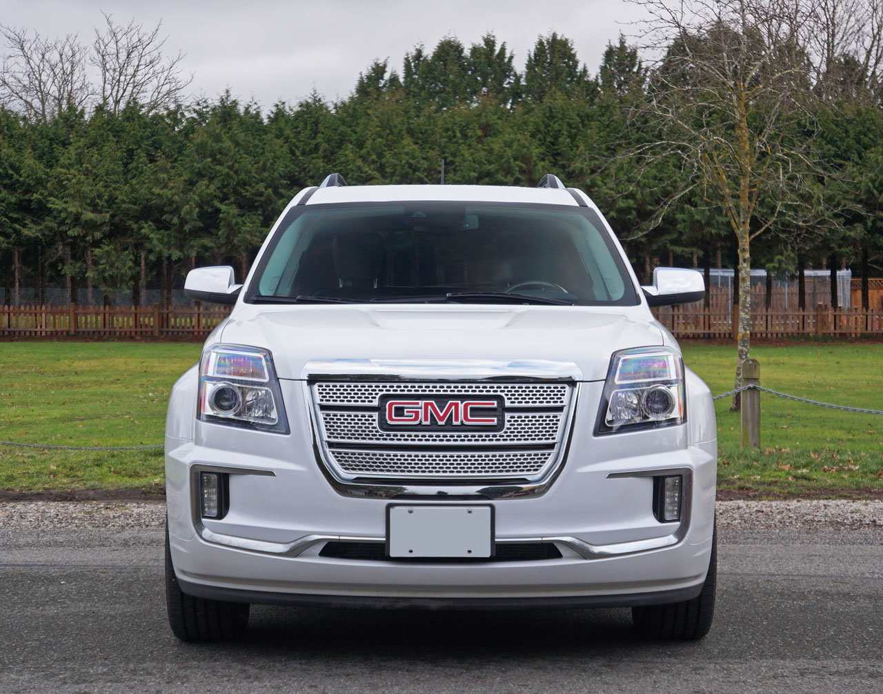 2016 gmc terrain denali awd road test review the car magazine. Black Bedroom Furniture Sets. Home Design Ideas