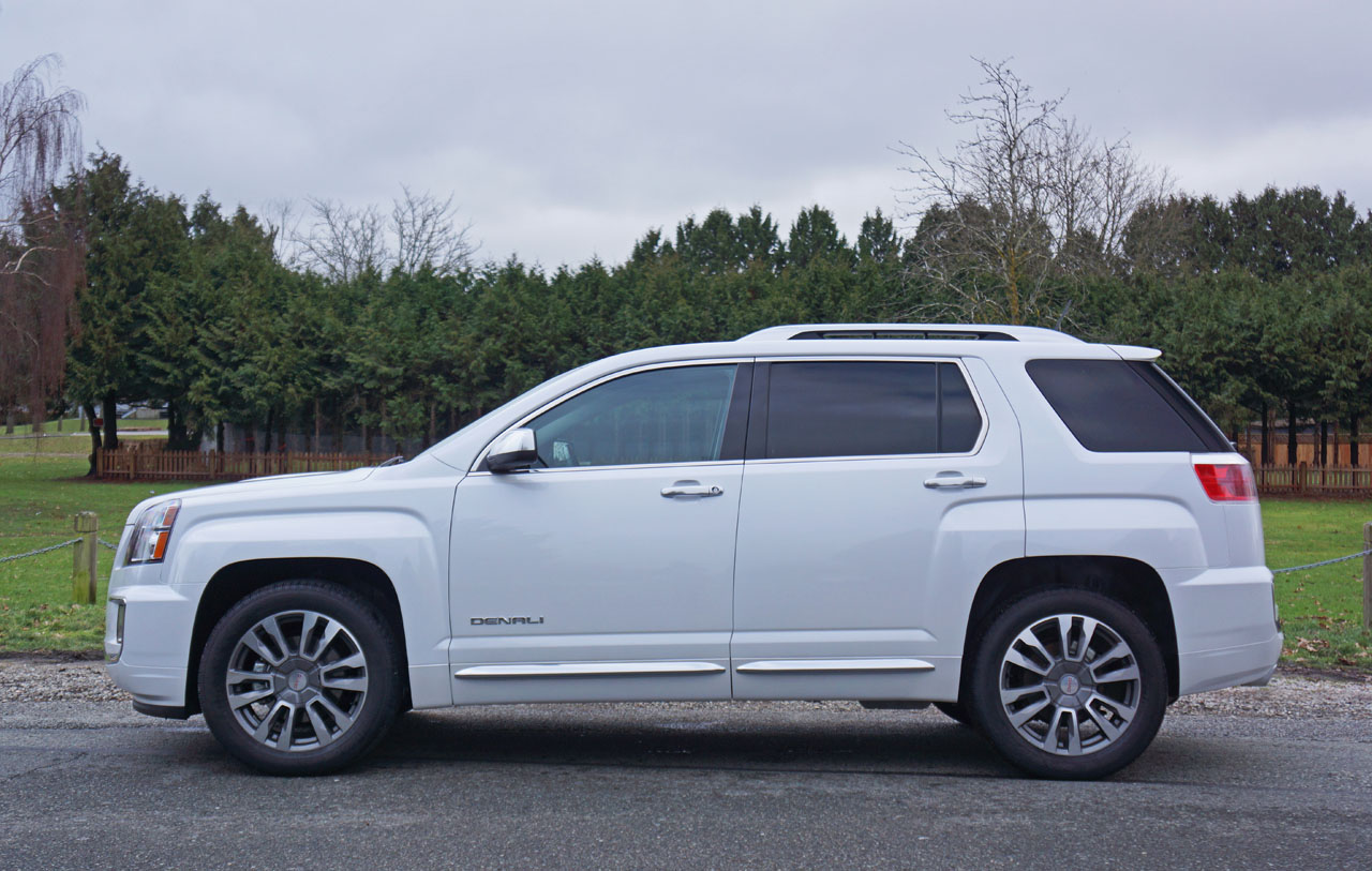 2016 gmc terrain denali awd road test review the car. Black Bedroom Furniture Sets. Home Design Ideas