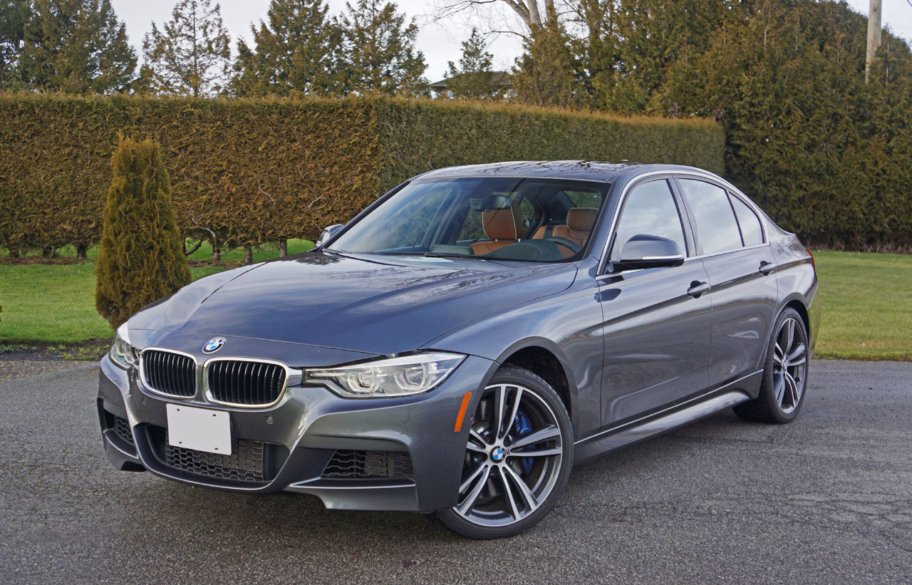 2016 bmw 340i xdrive sedan road test review the car magazine. Black Bedroom Furniture Sets. Home Design Ideas