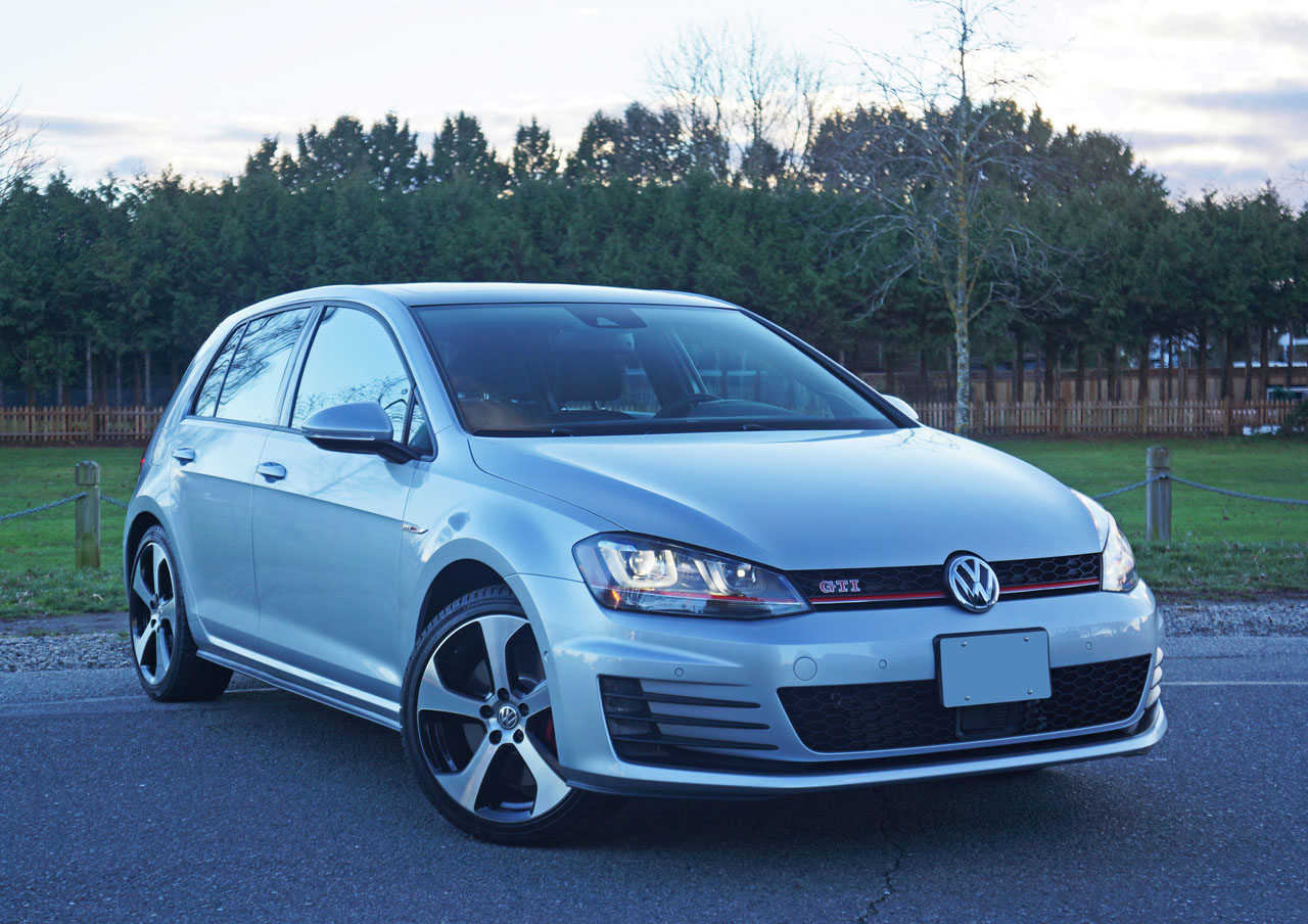 2016 volkswagen golf gti performance dsg road test review the car magazine. Black Bedroom Furniture Sets. Home Design Ideas