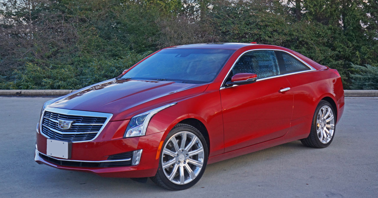2016 cadillac ats coupe 2 0l turbo awd premium road test review the car magazine. Black Bedroom Furniture Sets. Home Design Ideas