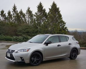 2016 Lexus CT 200h F Sport Special Edition Road Test Review. +95