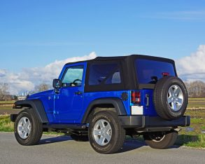 2016 Jeep Wrangler Sport S Road Test Review. +76