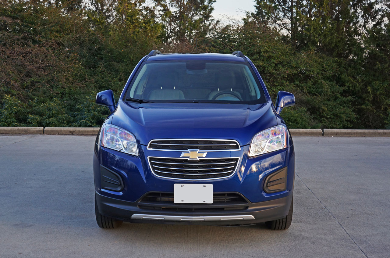 2016 chevrolet trax lt awd road test review the car magazine. Black Bedroom Furniture Sets. Home Design Ideas