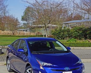 2016 Toyota Prius Touring Road Test Review 71 New Car Reviews