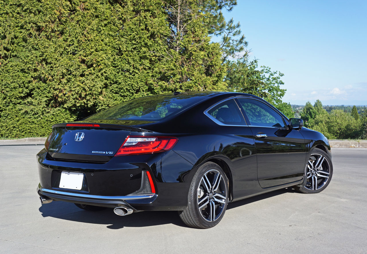 2016 honda accord coupe touring v6 road test review the car magazine. Black Bedroom Furniture Sets. Home Design Ideas