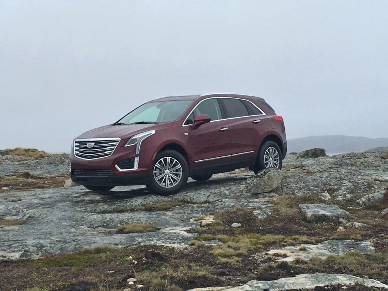 2017 Cadillac Xt5 Road Test Review The Car Magazine
