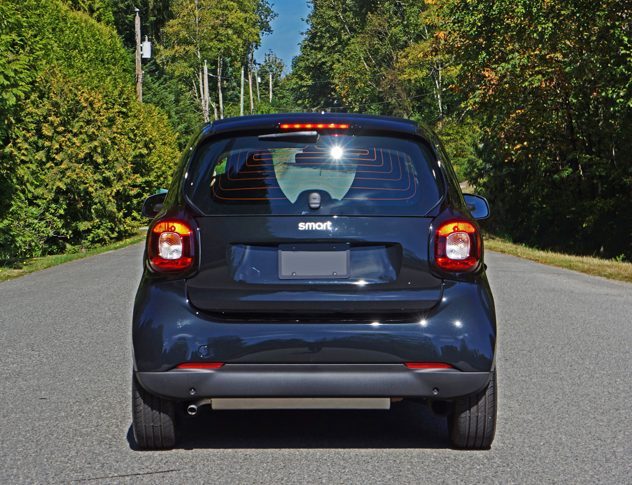 2016 smart fortwo coupe pure road test review the car. Black Bedroom Furniture Sets. Home Design Ideas