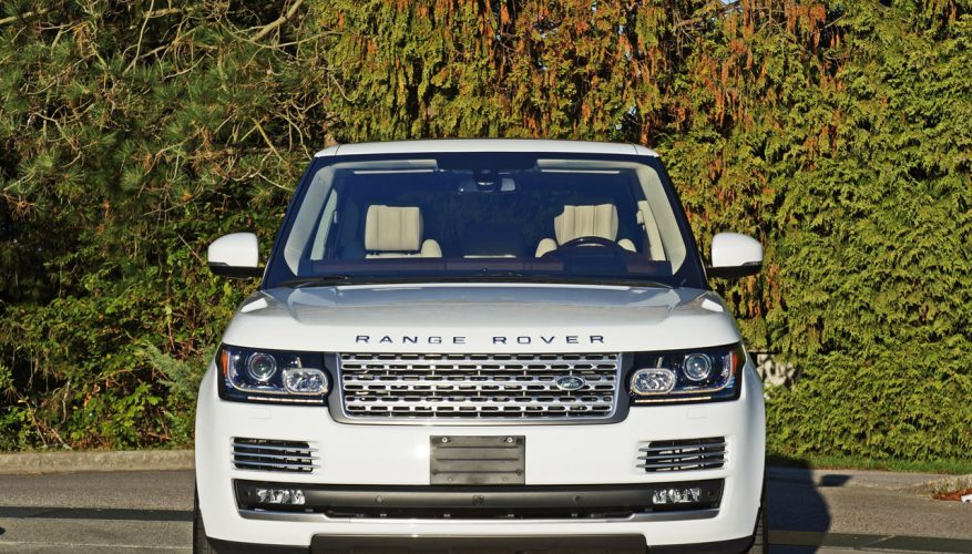 2016 Land Rover Range Autobiography