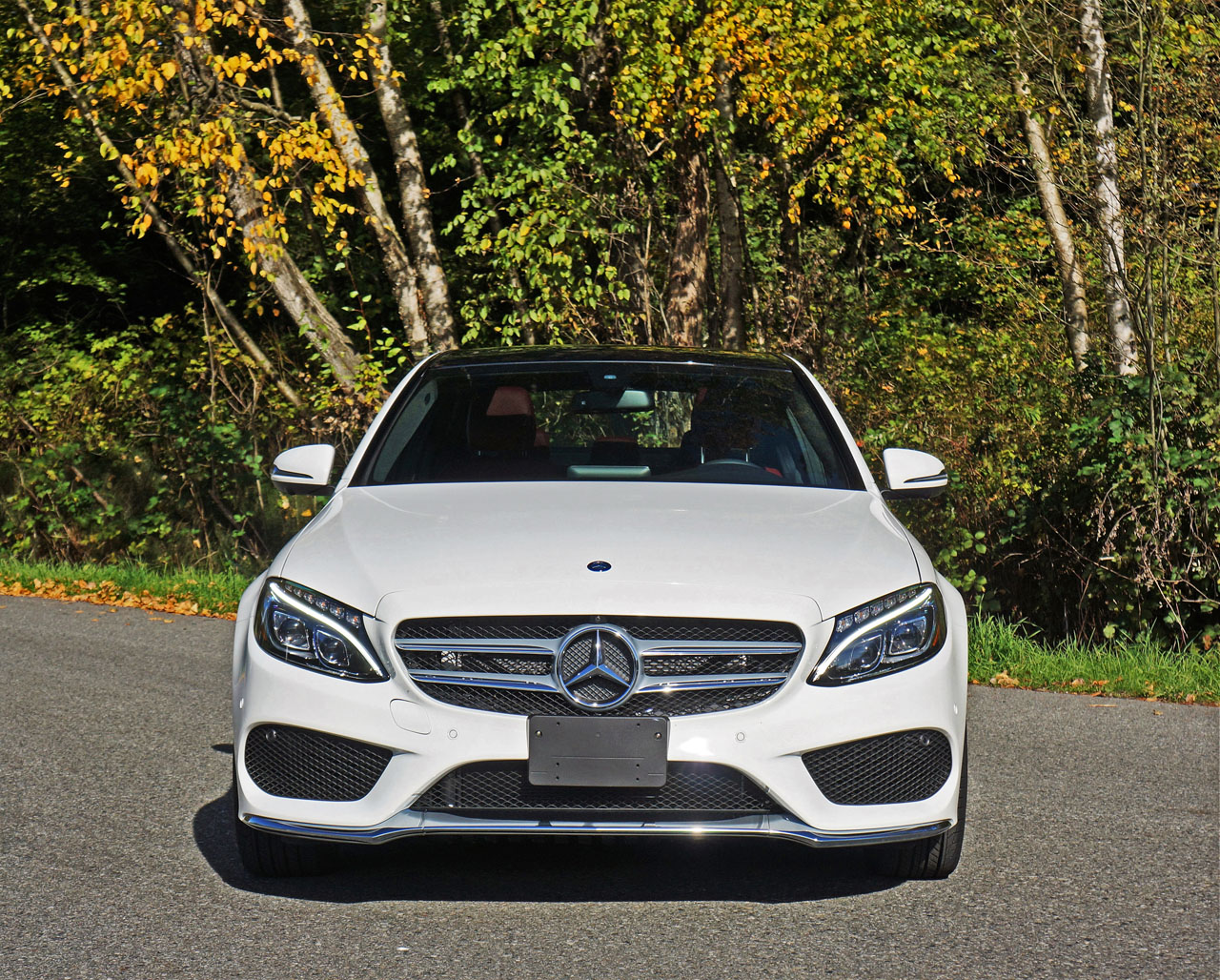 2016 mercedes benz c300 4matic sedan road test review for Mercedes benz 4matic meaning