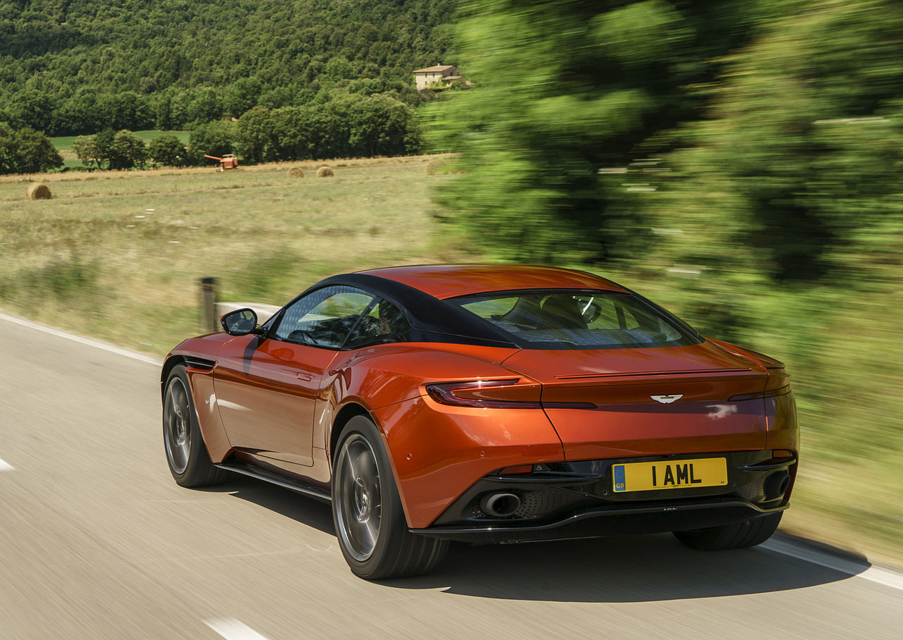 2017 aston martin db11 launch edition road test review | the car