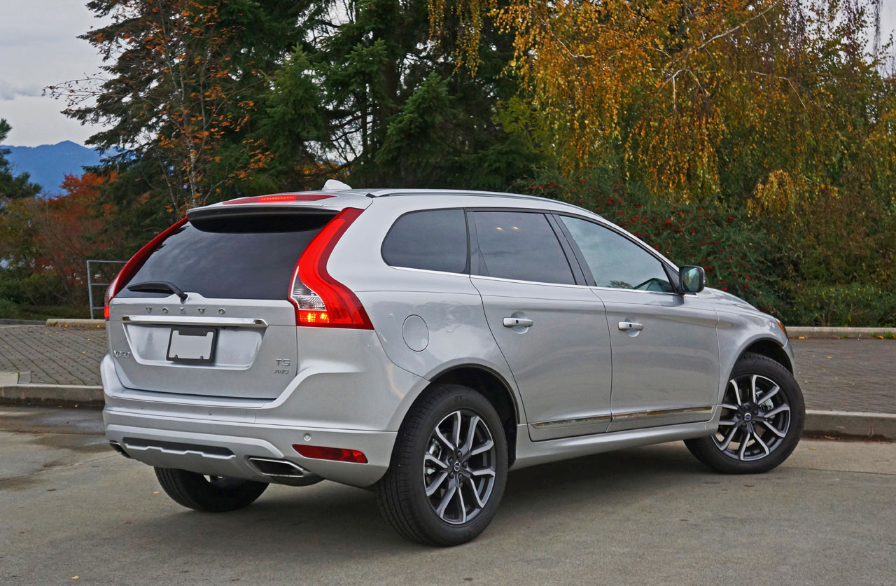 2017 volvo xc60 t5 drive e awd special edition road test review the car magazine. Black Bedroom Furniture Sets. Home Design Ideas