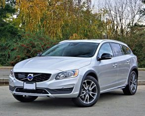 2017 Volvo V60 Cross Country T5 Drive E Awd Premier Road Test Review 115