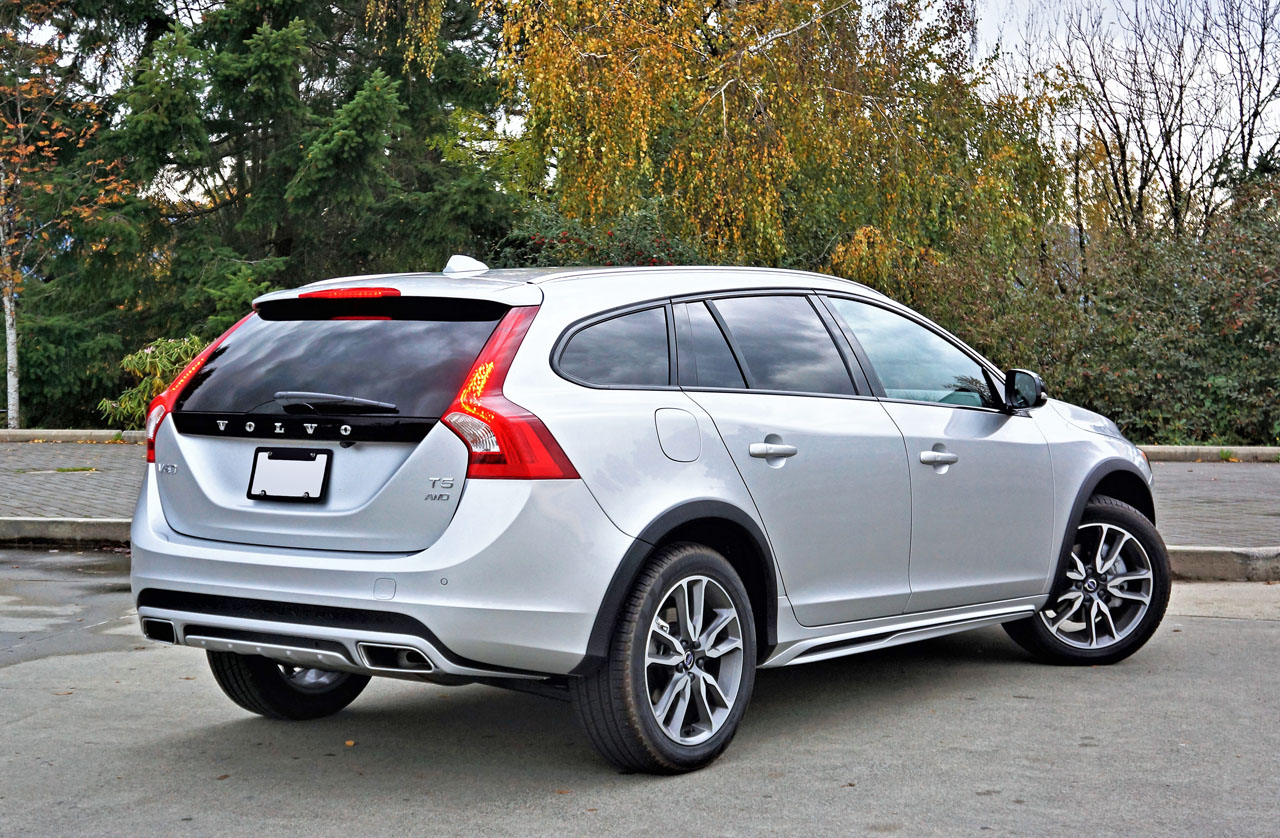 2017 Volvo V60 Cross Country T5 Drive E Awd Premier Road Test Review The Car Magazine