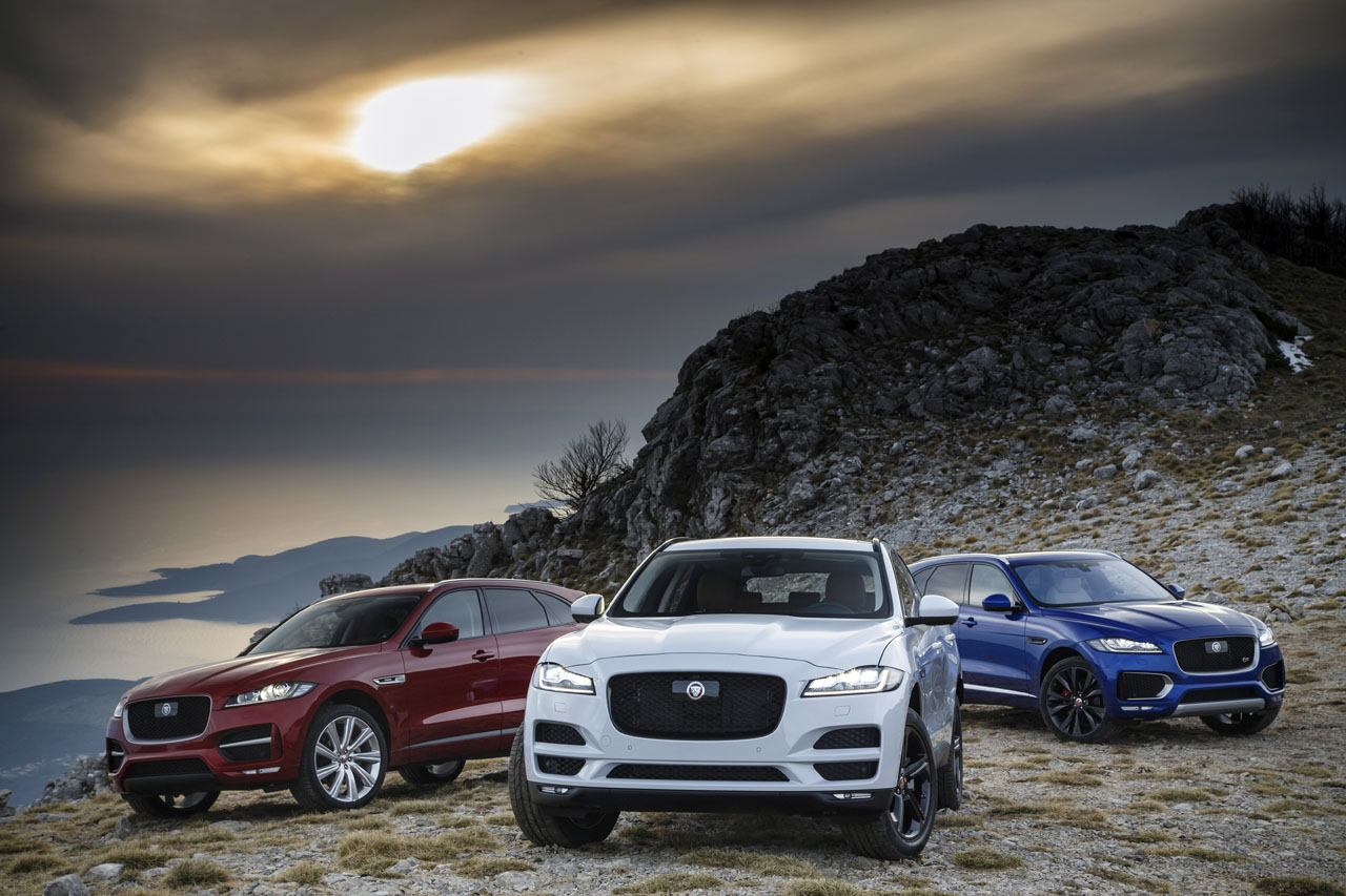 Jaguar F Pace Named 2016 Womenu0027s Car Of The Year