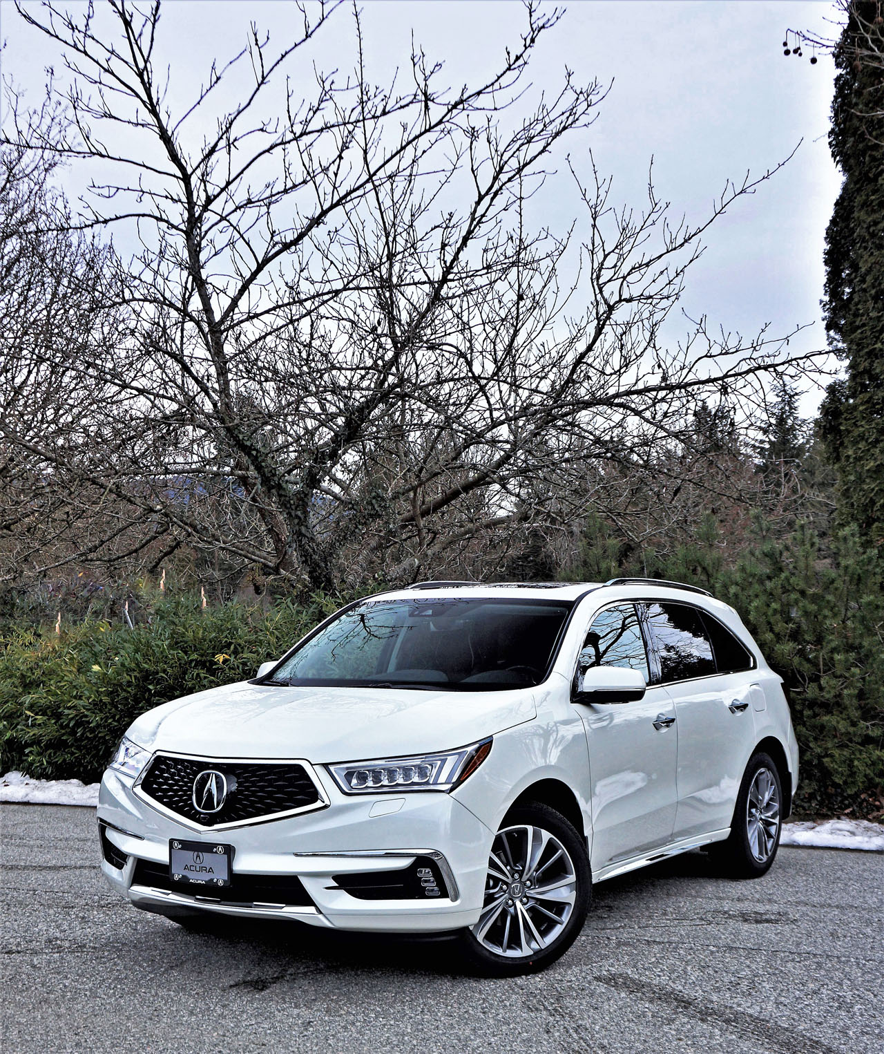 2017 Acura MDX Elite 6 Passenger Road Test Review