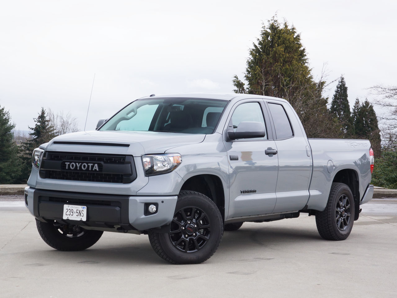 2017 Toyota Tundra Double Cab TRD Pro | The Car Magazine