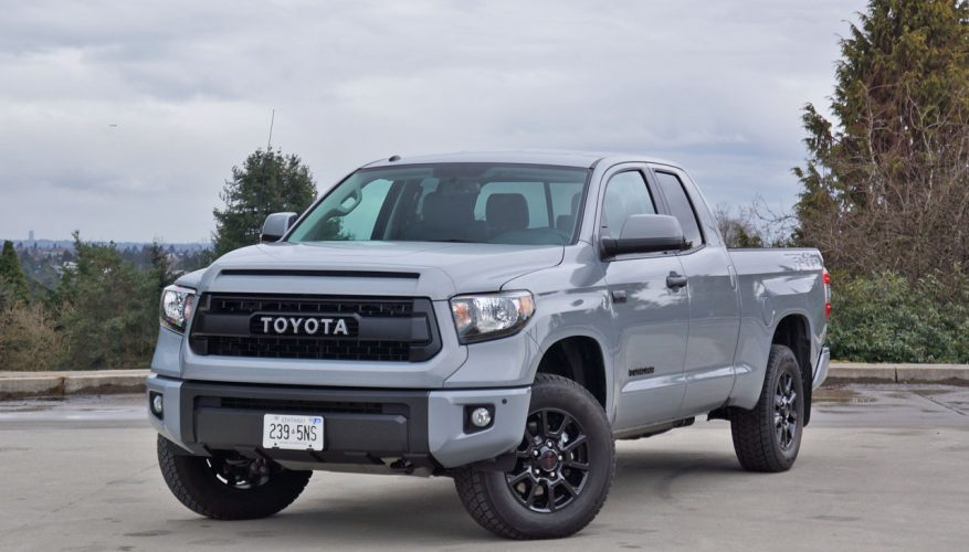 Black Book Car Values >> 2017 Toyota Tundra Double Cab TRD Pro | The Car Magazine