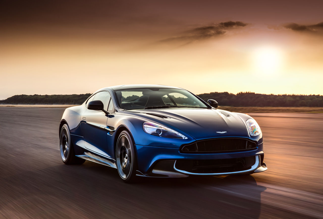 aston martin vanquish s makes a brilliant gt even better | the car