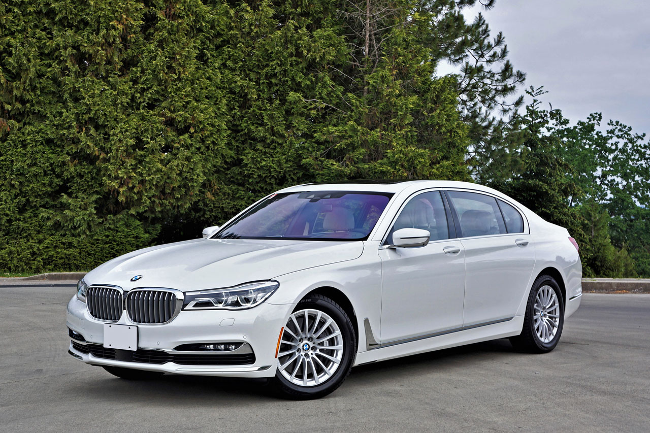 2015 Bmw 750Li >> 2017 BMW 750Li Executive | The Car Magazine