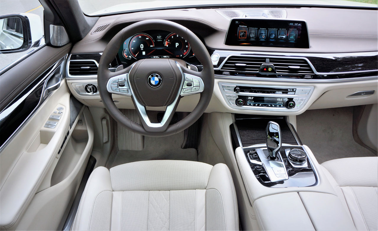 2017 Bmw 750li Executive The Car Magazine
