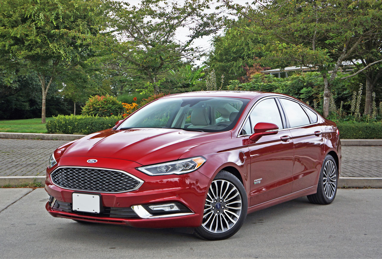 2017 ford fusion energi platinum the car magazine. Black Bedroom Furniture Sets. Home Design Ideas