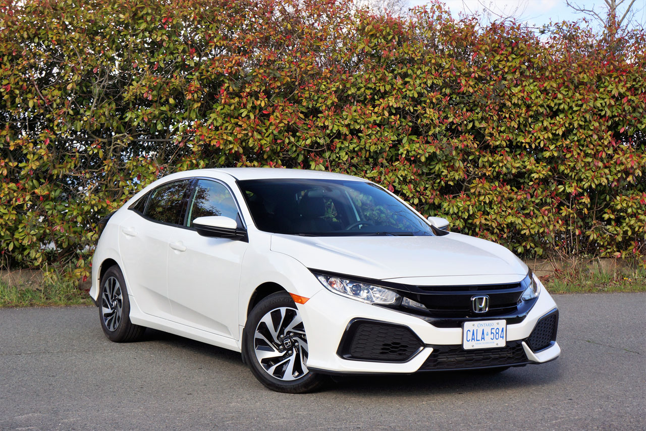 2017 honda civic hatchback lx the car magazine