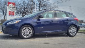 2016 Ford Focus Electric - Long term test vehicle