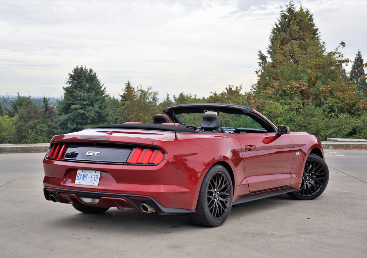 daily day of blog the mustang find convertible ford convert hemmings