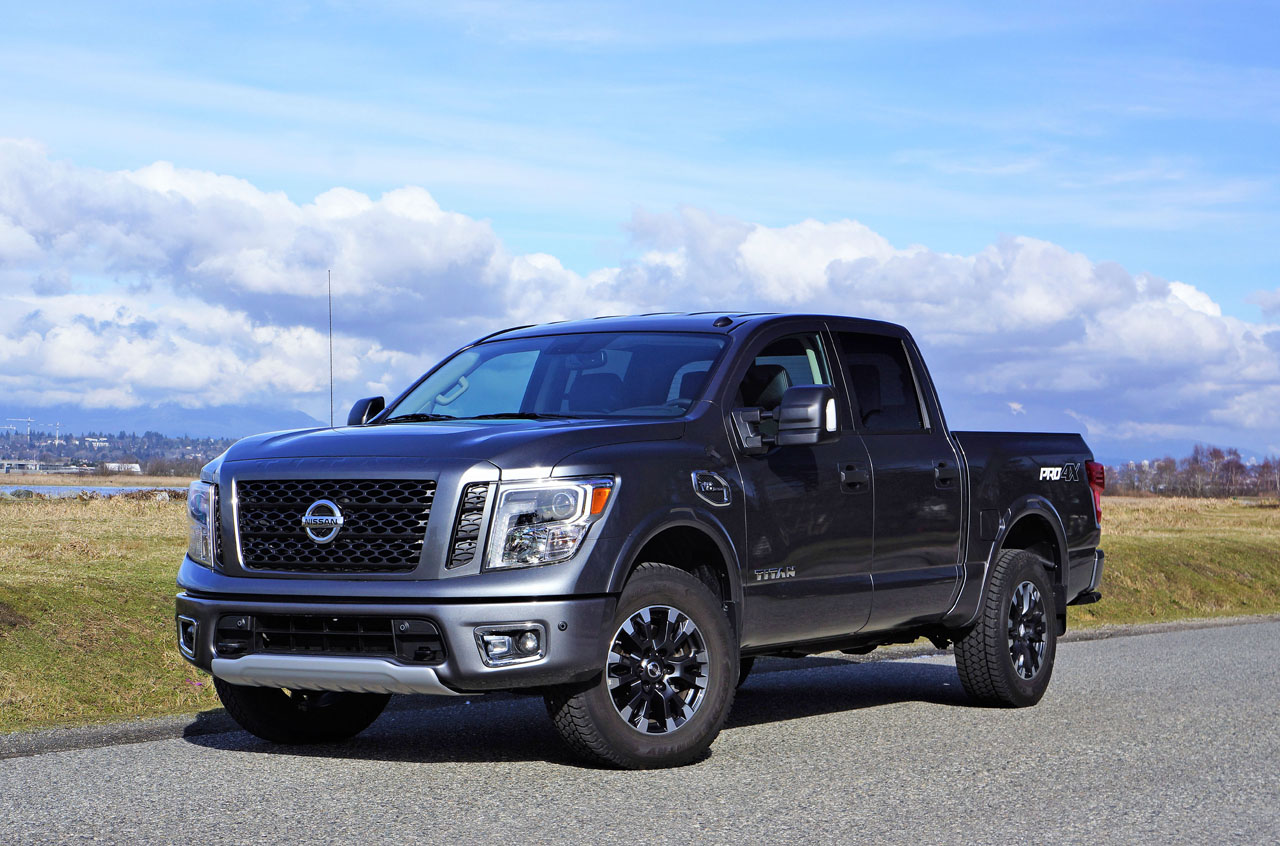 Titan Auto Sales >> 2017 Nissan Titan Crew Cab PRO-4X | The Car Magazine