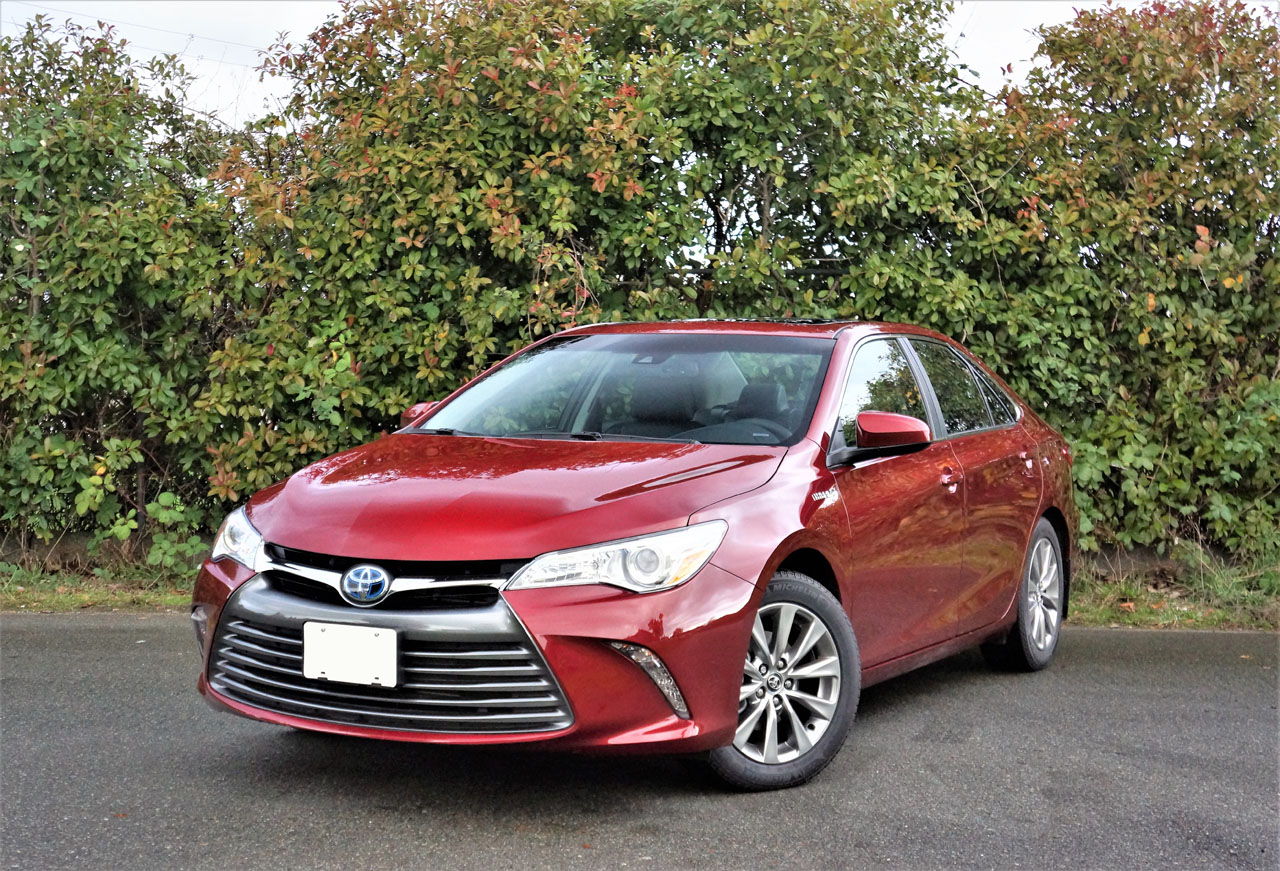 2017 Toyota Camry Hybrid Xle The Car Magazine