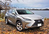 2017 Lexus NX 300h Executive