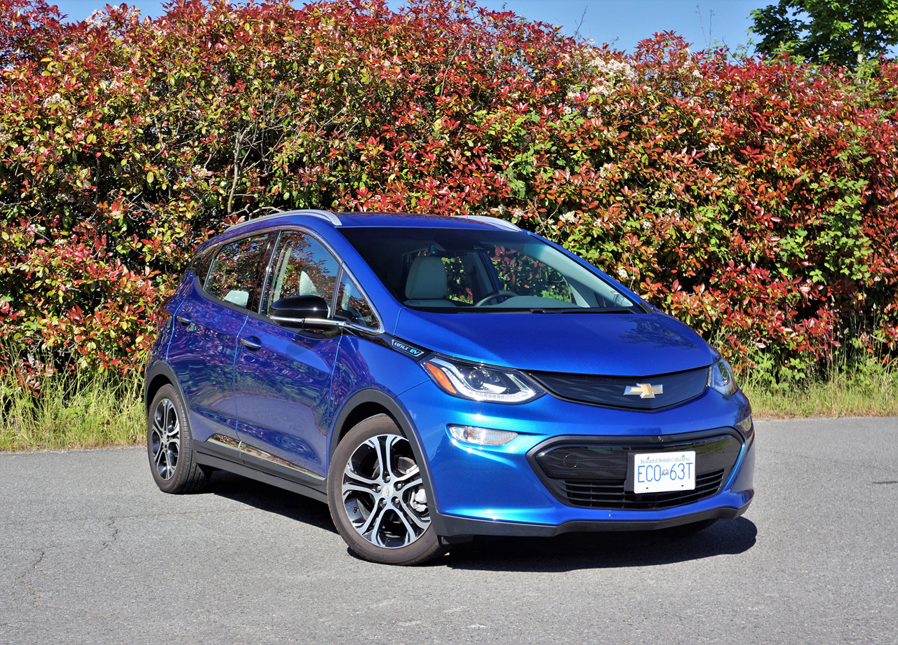 2017 chevrolet bolt ev premier the car magazine. Black Bedroom Furniture Sets. Home Design Ideas