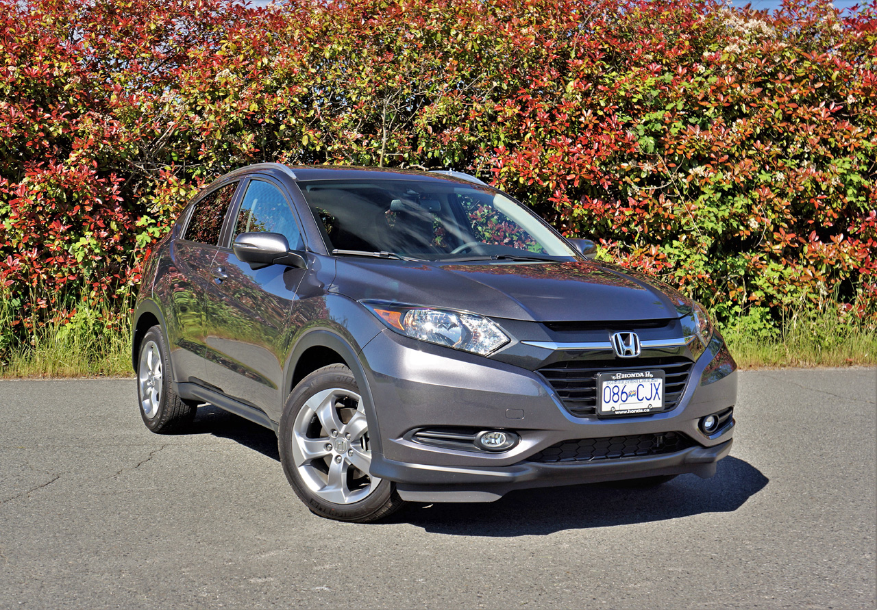 2017 honda hr v ex l navi the car magazine